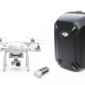 Phantom 3 Advanced with Extra Battery and Hardshell Backpack