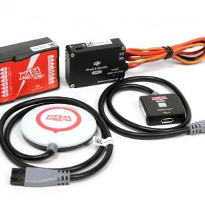 DJI NAZA-H+GPS+PMU Helicopter Autopilot System Combo Set
